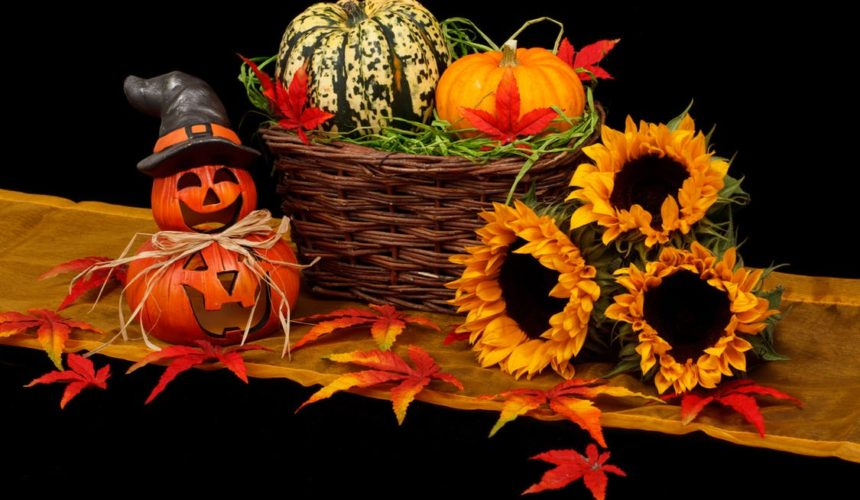 Halloween Plans for Decorating and Entertaining